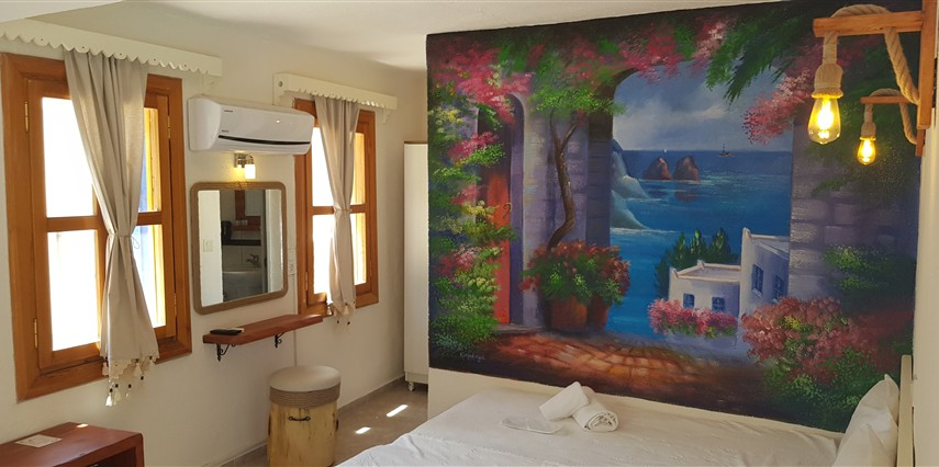 Hakan Otel Muğla Bodrum