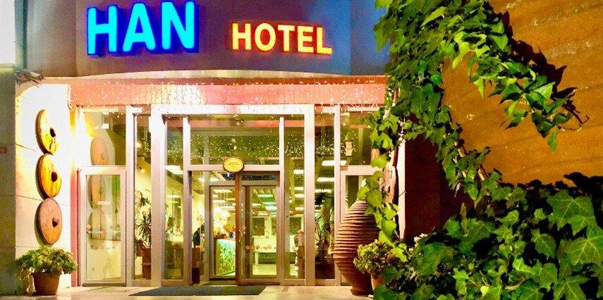 Han Hotel Yenibosna İstanbul Bahçelievler