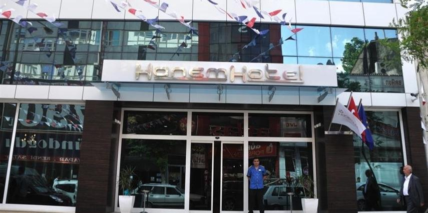 Hanem Hotel Malatya Malatya -