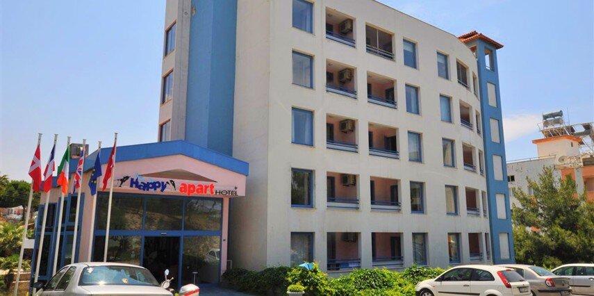 Happy Apart Hotel Aydın Kuşadası