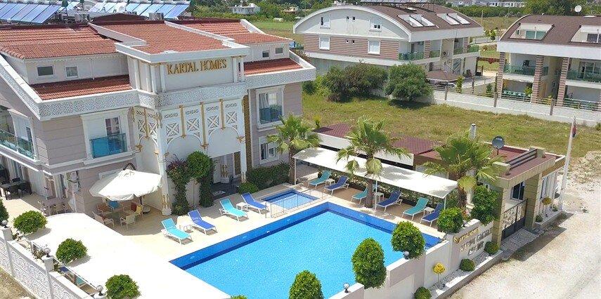 Happy Family Apart Antalya Side