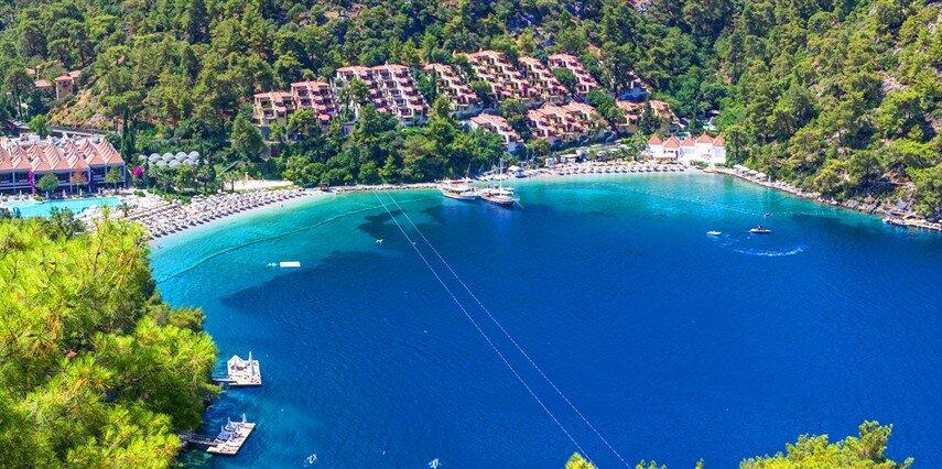 Hillside Beach Club Muğla Fethiye