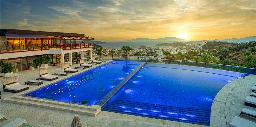 Hillstone Bodrum Hotel & Spa Muğla Bodrum