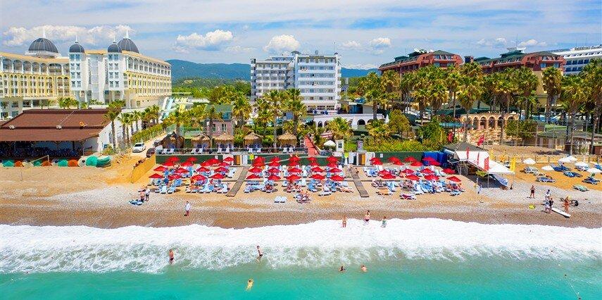 Holiday Garden Resort Hotel Antalya Alanya