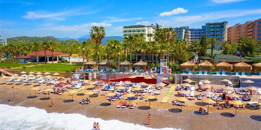 Holiday Park Resort Hotel Antalya Alanya