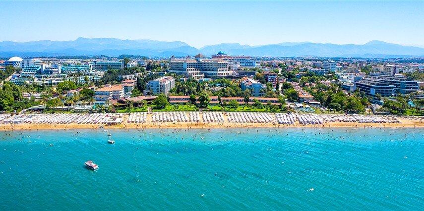 Horus Paradise Luxury Resort Antalya Side