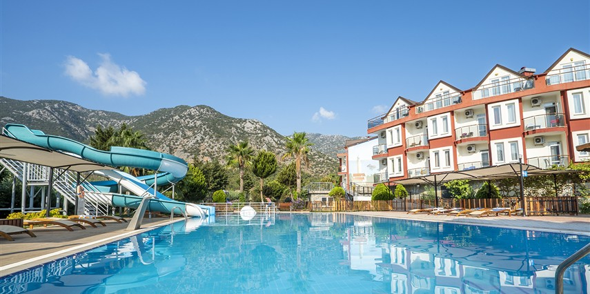Hotel Adrasan Klados Antalya Adrasan