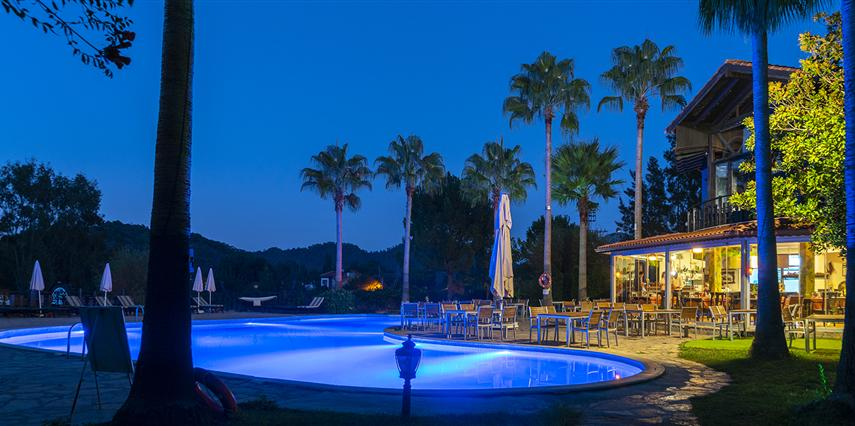 Hotel Berke Ranch Antalya Kemer