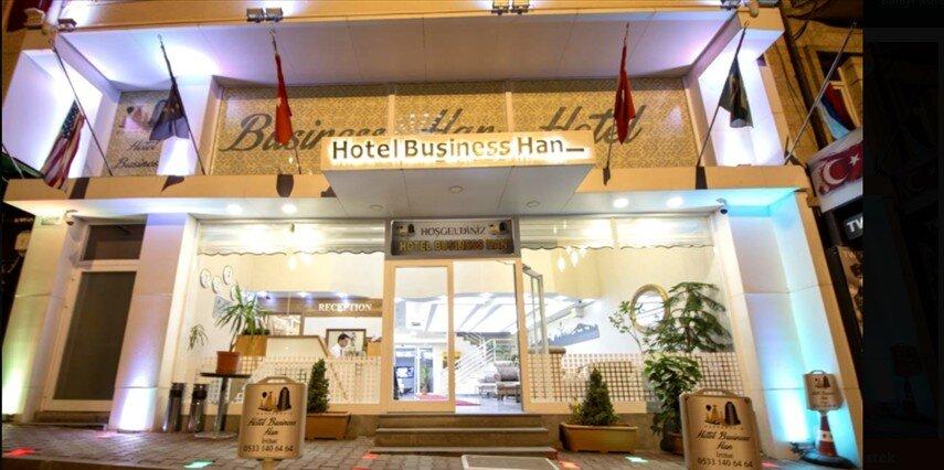 Hotel Businesshan Nevşehir Kapadokya