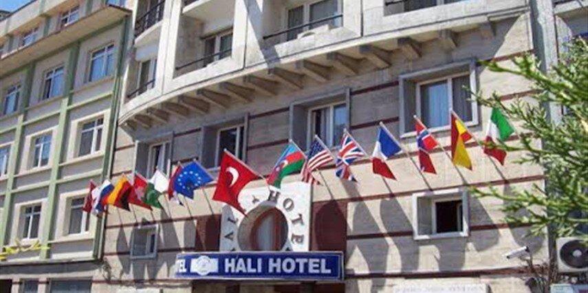 Hotel Halı İstanbul Fatih