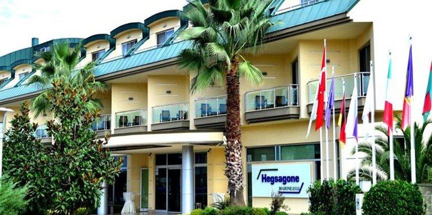 Hotel Hegsagone Marine Asia Kocaeli Darıca