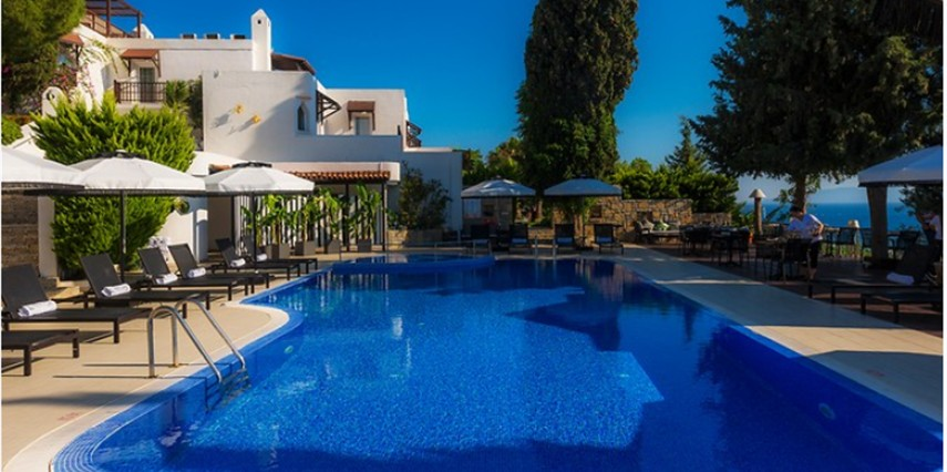 Hotel Manastır & Suites Muğla Bodrum