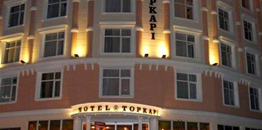 Hotel Topkapı İstanbul Fatih