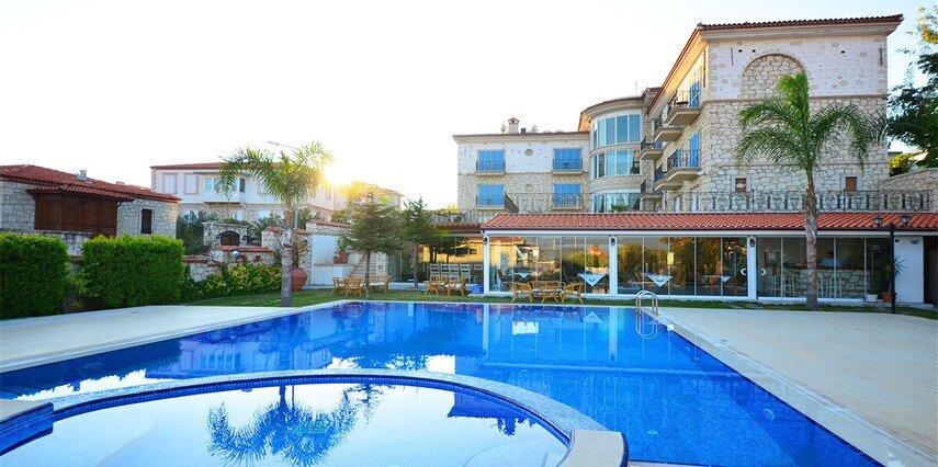 İmrenhan Hotel İzmir Çeşme
