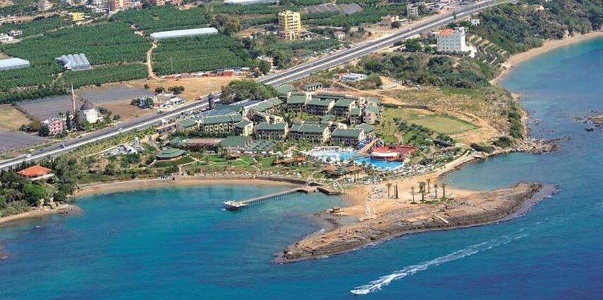 İncekum Beach Resort Antalya Alanya