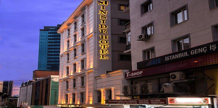 İnside Hotel Şişli İstanbul Şişli