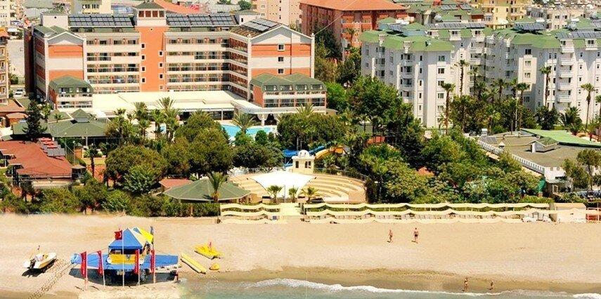 İnsula Resort & Spa Antalya Alanya
