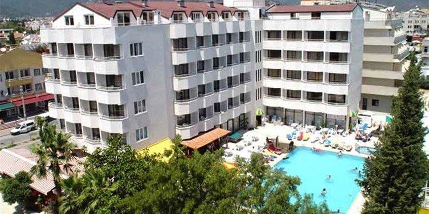 İntermar Hotel Muğla Marmaris