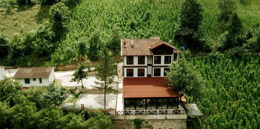 İskalita Otel Trabzon Maçka