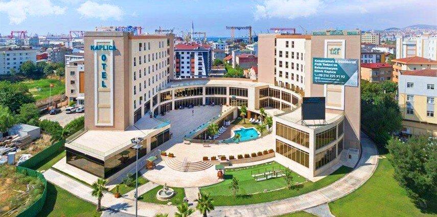 İstanbul Medikal Termal Otel İstanbul Tuzla