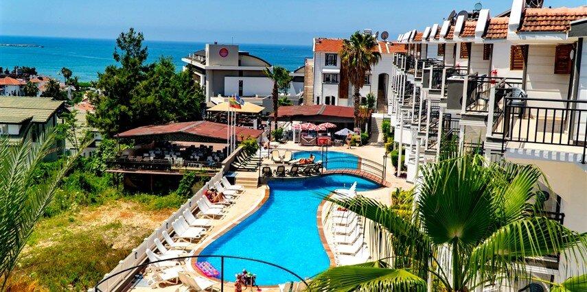 Joker Side Hill Hotel Antalya Side
