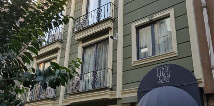 Joy Suites İstanbul Şişli
