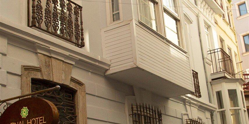 Jurnal Hotel Taksim İstanbul Beyoğlu