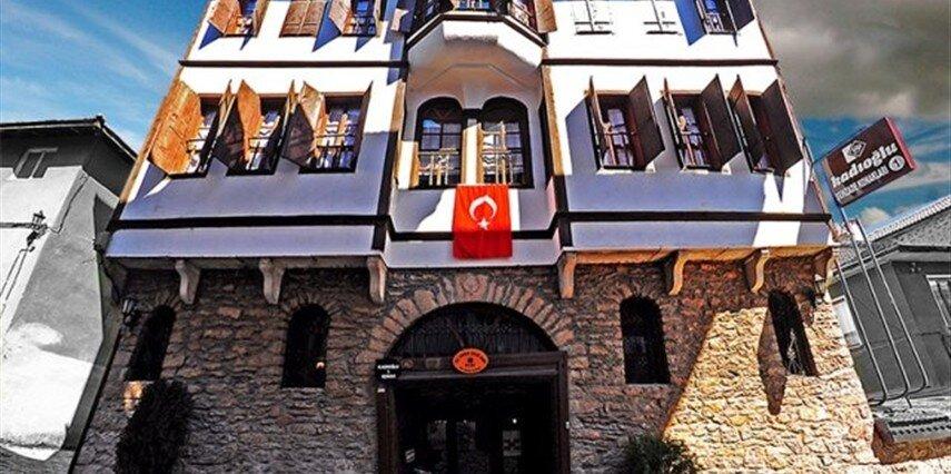 Kadıoğlu Şehzade Konağı Karabük Safranbolu