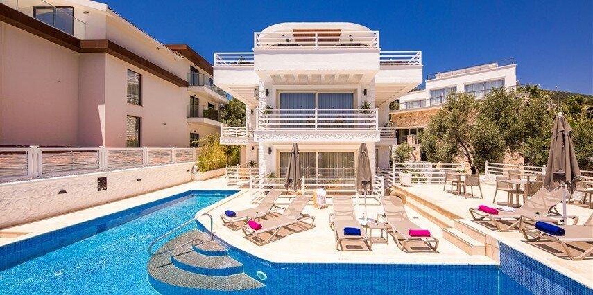Kalkan Saray Suites Antalya Kalkan