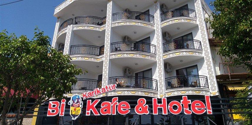 Karikatur Bi Hotel Antalya Alanya