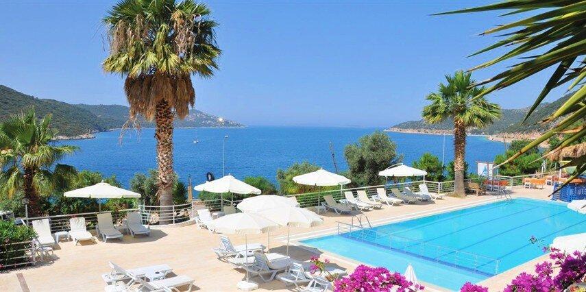 Kaş Marin Hotel Antalya Kaş