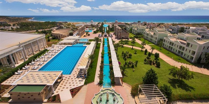 Kaya Artemis Resort Casino Bafra Bafra Merkez