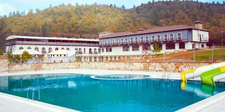 Kazdağı Thermal Resort & Spa Çanakkale Çan