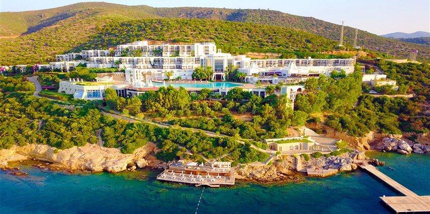 Kempinski Hotel Barbaros Bay Bodrum Muğla Bodrum