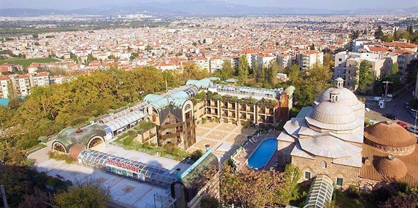 Kervansaray Termal Otel Bursa Osmangazi