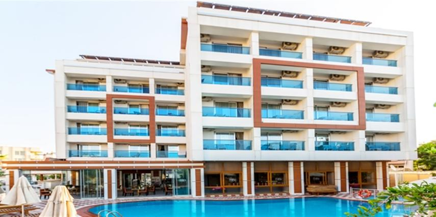 Ketenci Hotel Muğla Marmaris