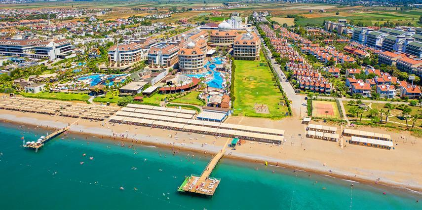 Kirman Belazur Resort & Spa Antalya Belek