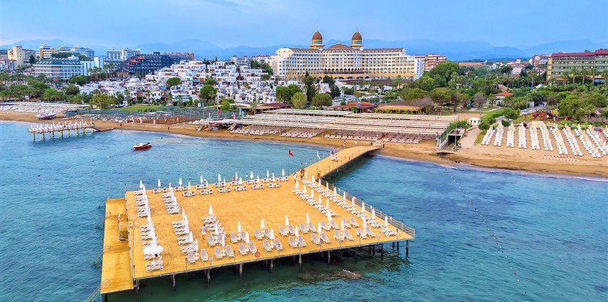 Kirman Sidemarin Beach & Spa Antalya Side