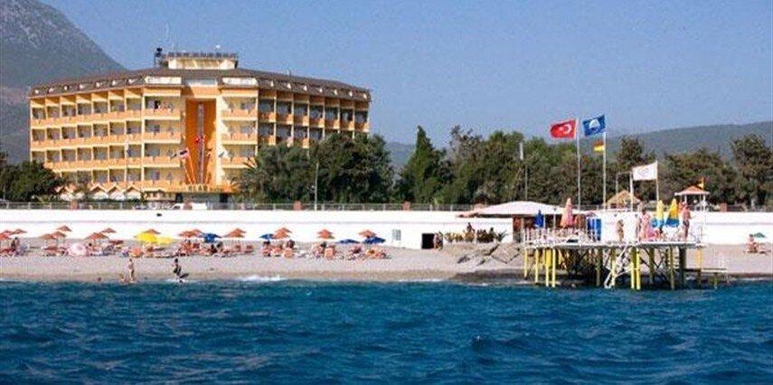Klas Hotel Antalya Alanya