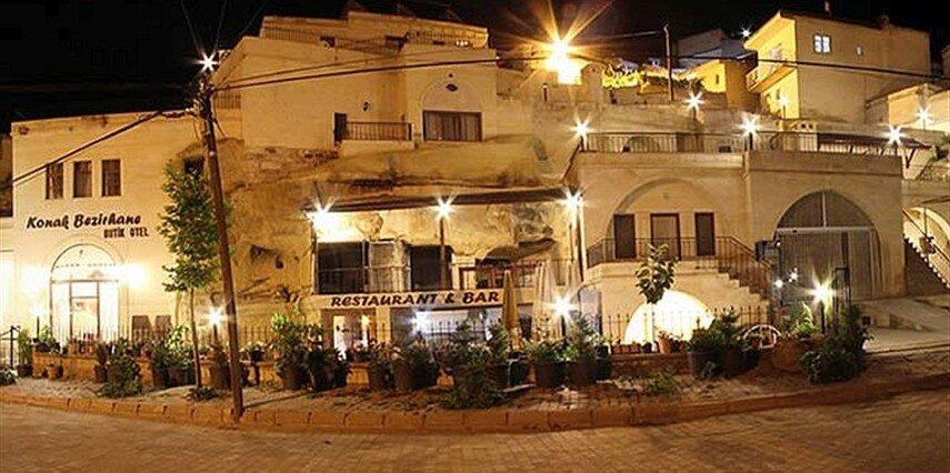 Konak Bezirhane Cave Hotel Nevşehir Kapadokya