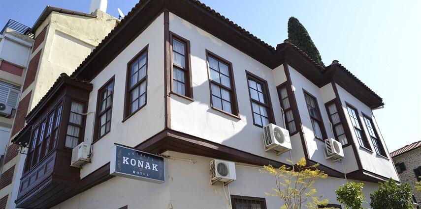 Konak Hotel Kaleiçi Antalya Antalya Merkez