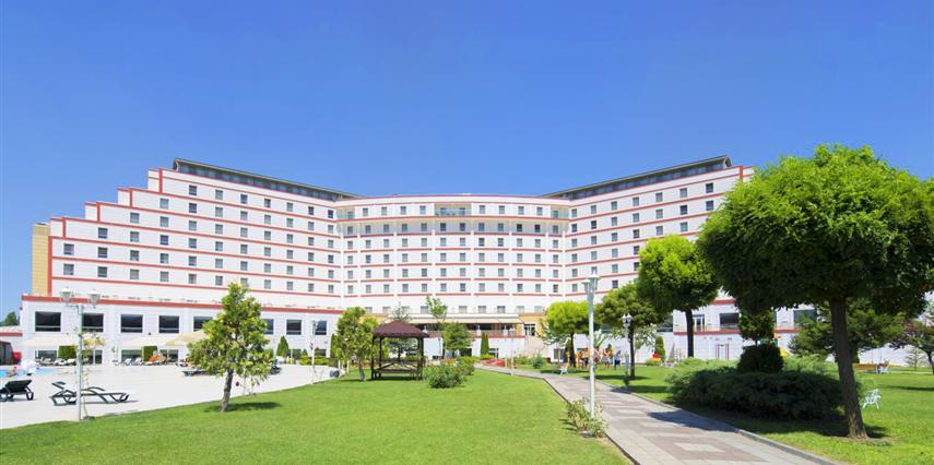 Korel Thermal Resort Clinic & Spa Afyon Afyon Merkez
