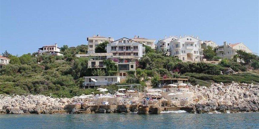 Korsan Ada Hotel Kaş Antalya Kaş