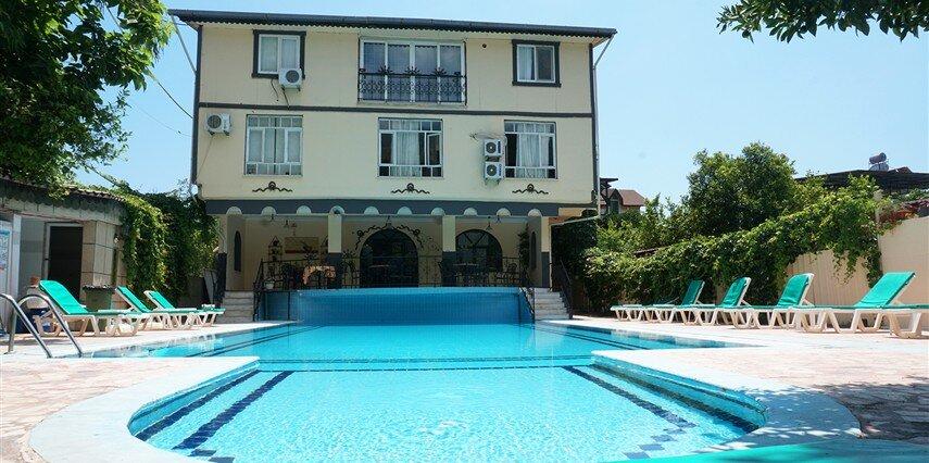 Kromer Garden Hotel Antalya Kemer