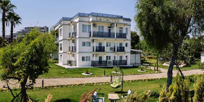 La Cactus Butik Otel Antalya Antalya Merkez