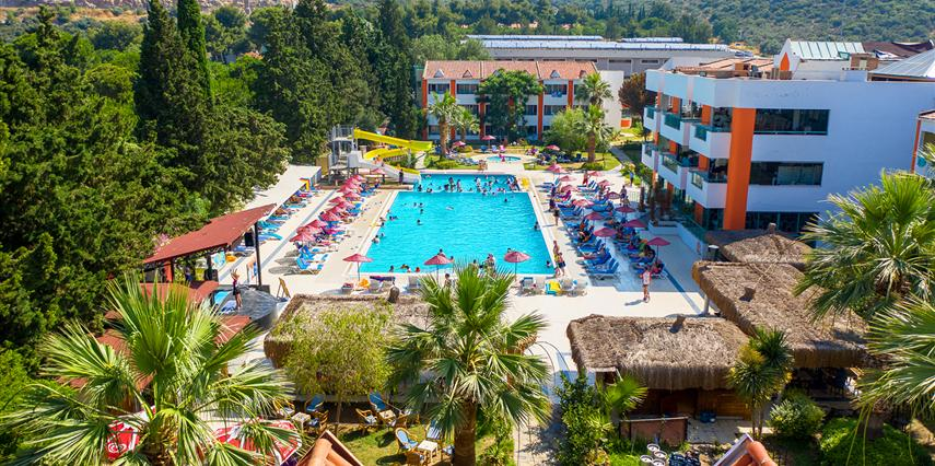 La Santa Maria Hotel Aydın Kuşadası