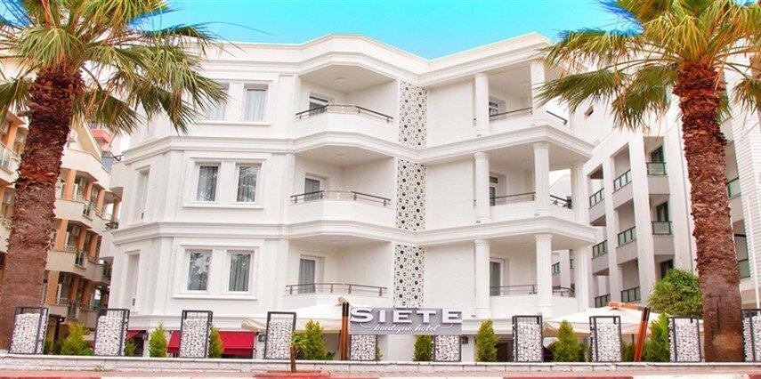 La Siete Hotel Antalya Antalya Merkez
