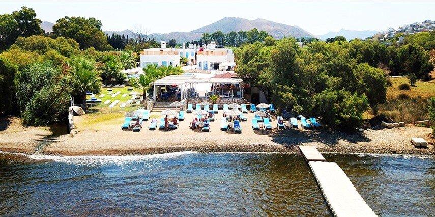 Ladonia Hotels Zemda Muğla Bodrum