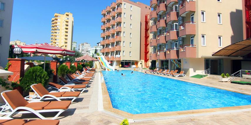 Lara Hadrianus Hotel Antalya Lara-Kundu