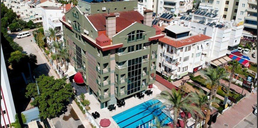 Lara Park Hotel Antalya Antalya Merkez